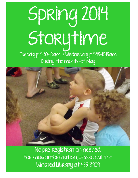Spring Storytime 2014a