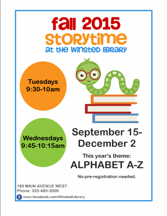 Fall 2015 Storytime flyersmall