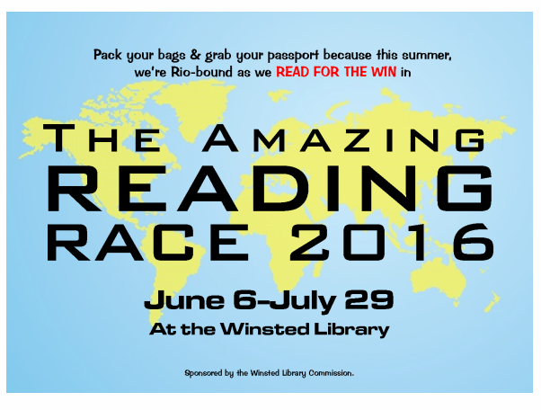 the amazing reading race web